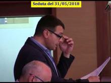 Seduta del Consiglio Municipale Roma VII del 31/05/2018
