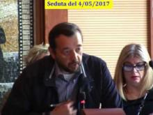 Seduta del Consiglio Municipale Roma VII del 4/05/2017