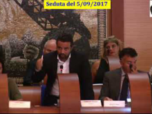 Seduta del Consiglio Municipale Roma VII del 5/09/2017