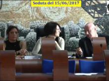 Seduta del Consiglio Municipale Roma VII del 15/06/2017 Parte 1 di 2