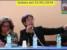 Seduta del Consiglio Municipale Roma VII del 23/05/2018