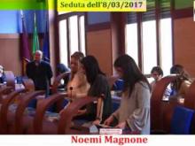 Seduta del Consiglio Municipale Roma VII dell'8/03/2017