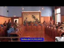 Seduta del Consiglio Municipale Roma VII del 31/03/2015