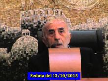 Seduta del Consiglio Municipale Roma VII del 13/10/2015