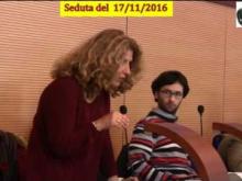 Seduta del Consiglio Municipale Roma VII del 17/11/2016