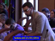 Seduta del Consiglio Municipale Roma VII del 21/01/2016 Parte 1 di 2