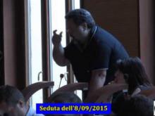 Seduta del Consiglio Municipale Roma VII del 8/09/2015 Parte 2 di 2