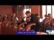 Seduta del Consiglio Municipale Roma VII del 16/04/2015