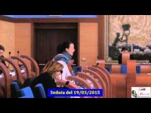 Seduta del Consiglio Municipale Roma VII del 19/03/2015
