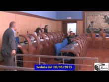 Seduta del Consiglio Municipale Roma VII del 28/05/2015