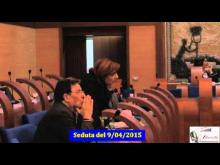 Seduta del Consiglio Municipale Roma VII del 9/04/2015 parte 3 di 3