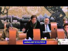 Seduta del Consiglio Municipale Roma VII del 9/12/2014 PARTE 3 di 3