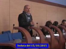 Seduta del Consiglio Municipale Roma VII del 15/10/2015 Parte 1 di 2