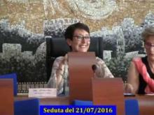 Seduta del Consiglio Municipale Roma VII del 21/07/2016