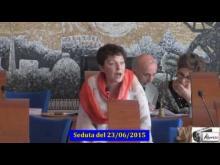 Seduta del Consiglio Municipale Roma VII del 23/06/2015 Parte 1 di 2