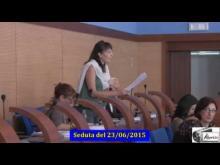 Seduta del Consiglio Municipale Roma VII del 23/06/2015 Parte 2 di 2