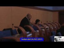 Seduta del Consiglio Municipale Roma VII del 26/02/2015. Parte 2 di 2
