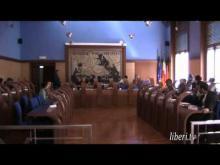 Seduta del Consiglio Municipale Roma VII del 26/06/2014 Parte 1 di 2