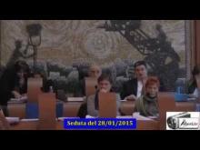 Seduta del Consiglio Municipale Roma VII del 28/01/2015 parte 2 di 2