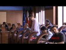Seduta del Consiglio Municipale Roma VII del 29/5/2014