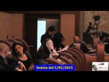 Seduta del Consiglio Municipale Roma VII del 05/02/2015