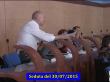 Seduta del Consiglio Municipale Roma VII del 30/07/2015 Parte 1 di 2