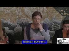 Seduta del Consiglio Municipale Roma VII del 28/01/2015  parte 1 di 2
