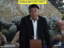 Seduta del Consiglio Municipale Roma VII del 4/07/2017