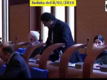 Seduta del Consiglio Municipale Roma VII dell'8/02/2018