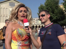 Cosenza Pride 2017. Intervista a Nadia Girardi, Presidente Arcigay Basilicata