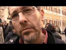 Il giorno del Napolitano-Bis. Intervista a Corrado Formigli (Piazza Pulita)