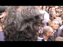 """Il giorno del Napolitano-bis """"...uno vale uno..."""", il Senatore Luis Alberto Orellana del MoVimento 5 Stelle"""
