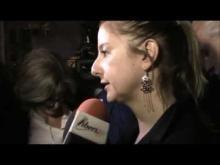 Il giorno del Napolitano-Bis - Roberta Lombardi capogruppo del MoVimento 5 Stelle alla Camera dei Deputati