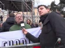Nicolino Tosoni - Ora Diritti alla meta! Roma 5 Marzo 2016