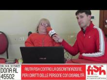 Persone non pesi - Intervista a Nunzia Coppedé - Presidente Fish Calabria