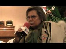 Intervista  a Nunziata Monello, candidata della Lista Rivoluzione Civile Ingroia al Senato nel Lazio