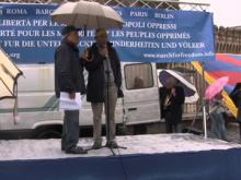 Nyima Dhondup, Presidente Comunità Tibetana in Italia Onlus