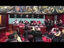 """""""Omofobia Stop"""" Convegno contro omofobia a Catanzaro 24/01/14"""