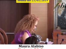 Maura Alabiso (M5S) - Seduta del Consiglio Municipale Roma VII del 23/05/2019