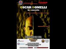 Oscar Bonelli in Concerto a Lamezia Terme - 20 Aprile 2018