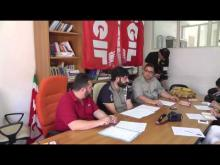 """Presentazione """"Osservatorio politiche di genere"""" - Conferenza stampa Certi Diritti Calabria e Cgil Catanzaro-Lamezia"""