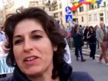Ostia: manifestazione antifascista e contro la violenza