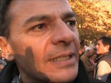 Ostia - Manifestazione dei cittadini contro le mafie - Corteo e interviste