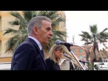 Ostia ricorda la strage di Capaci: Federica Angeli, Alfonso Sabella, Ignazio Marino