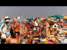 LIBERI e CONCESSI: spiagge libere e in concessione, estate 2015 a Ostia