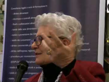 """Presentazione del libro """"Sempre Daccapo"""" di Fausto Bertinotti - Paola Binetti, Senatrice della Repubblica"""