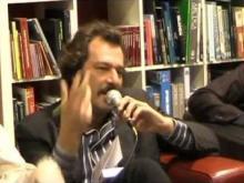 """Paolo Izzo alla presentazione del libro """"I Laic"""""""