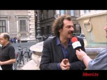 Intervista a Paolo Izzo candidato radicale per il I Municipio di Roma – Lista Civica Marino Sindaco
