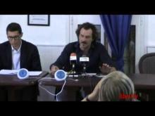 """Apertura di Paolo Izzo Segretario di Radicali Roma - Convegno """"Una breccia nel Lungomuro di Ostia"""""""