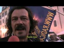 VI Marcia Internazionale per la Libertà - Intervista a Paolo Izzo